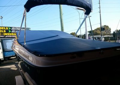 Ski Boat Travel cover by CoastalAU on Sunshine Coast