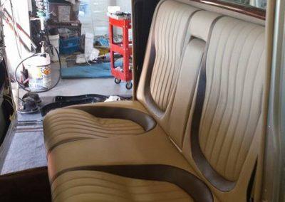 Ford Jailbar custom interior trim