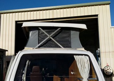 VW Kombi pop top sock roof Beerwah