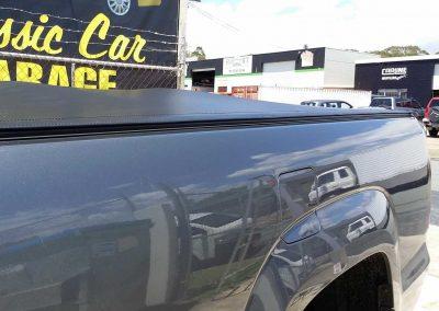 Clip on tonneau VW Amarok dual cab ute Beerwah